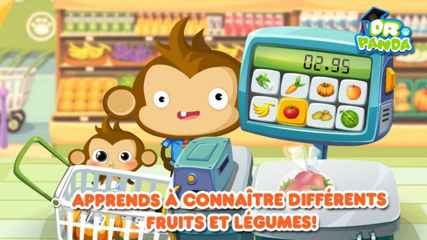 android Dr. Panda: Supermarché Screenshot 7