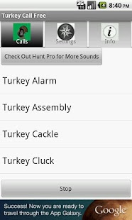 Turkey Call Free- screenshot thumbnail
