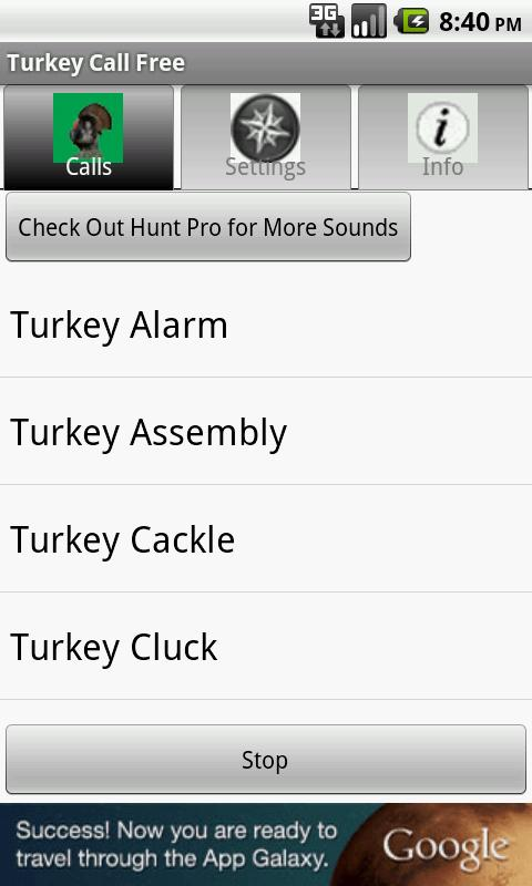Turkey Call Free- screenshot