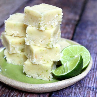 Key Lime Fudge.