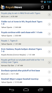 ZM: Royals News - screenshot thumbnail