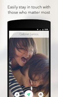 Blab Video Messenger by Bebo - screenshot thumbnail