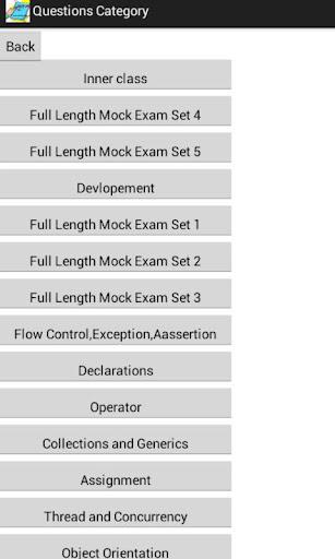OCPJP SCJP6 Mock Exam 100 Qns