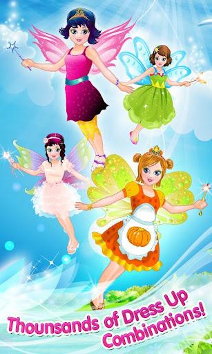 Fairy Princess Fashion Makeup