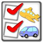 Travel Check 行前檢查 icon