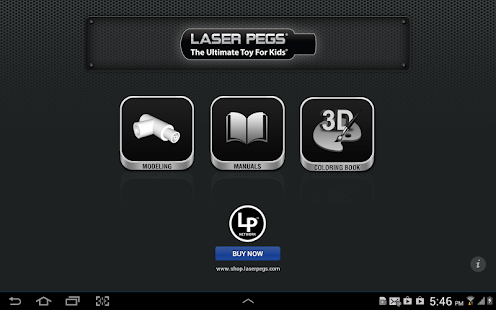 Laser Pegs - screenshot thumbnail