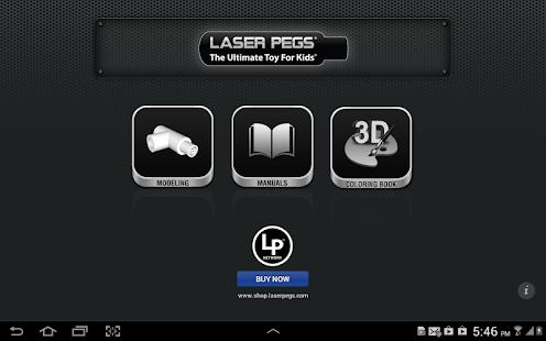 Laser Pegs - screenshot thumbnail