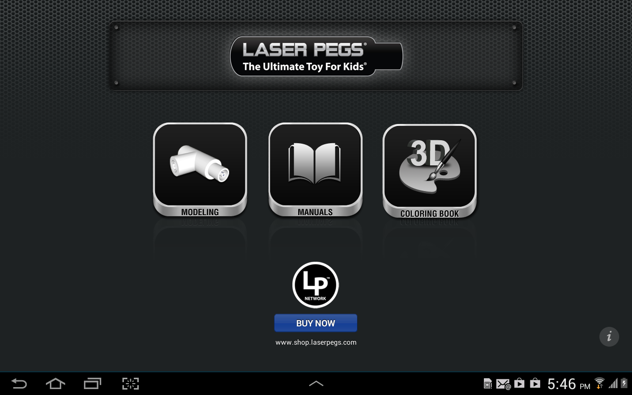 Laser Pegs - screenshot