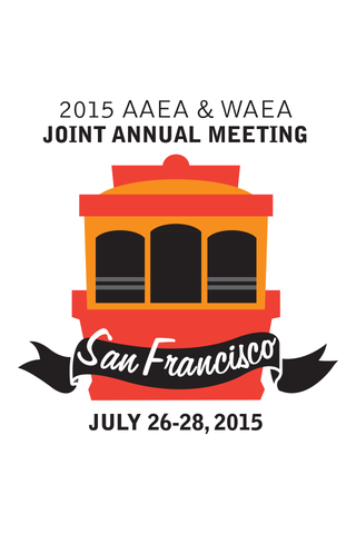 2015 AAEA WAEA Joint Meeting