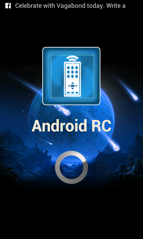 AndroidRC Remote for Windows - screenshot