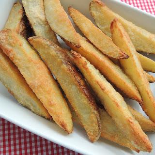 Parmesan Oven Fries.