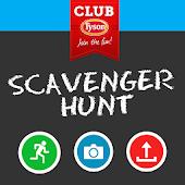 Club Tyson Scavenger Hunt