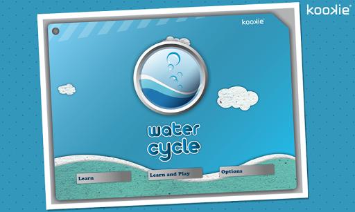 kookie - Water Cycle