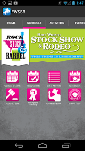 Fort Worth Stock Show & Rodeo - screenshot thumbnail