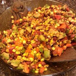Val and Jess's Vegan Avocado Dip.