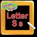 Letter S for LKG Kids Practice