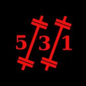 5-3-1 Calculator