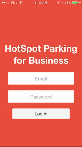 HotSpot Parking for Businesses