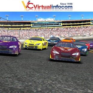 racing cars screenshot thumbnail