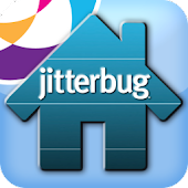 Jitterbug Home Screen Theme