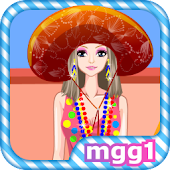 Mexican Girl Dress Up