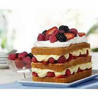 Berry Bliss Cake.
