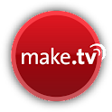 make.tv Broadcaster logo