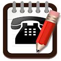 Contact Call Notes icon