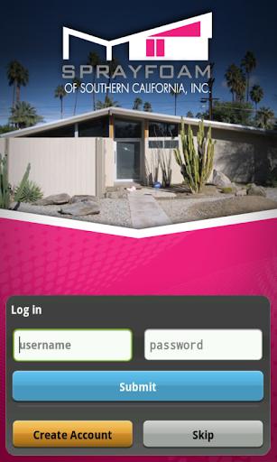 【免費商業App】Spray Urethane Foam Roofing-APP點子