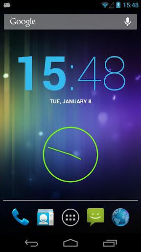 Clock JB+ v1.1.1 APK