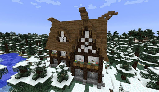 Building Ideas Minecraft