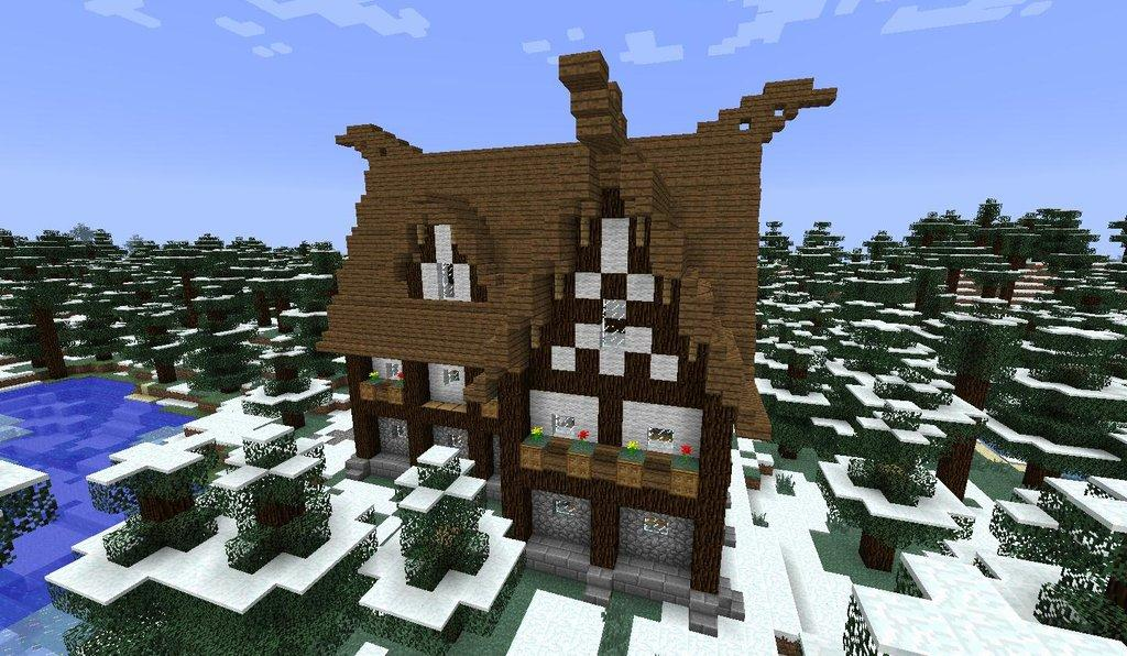 Easy Minecraft Ideas Building Ideas Minecraft