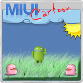 ADW.THEME Miui Cartoon