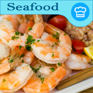 Apps apk Seafood Recipes  for Samsung Galaxy S6 & Galaxy S6 Edge