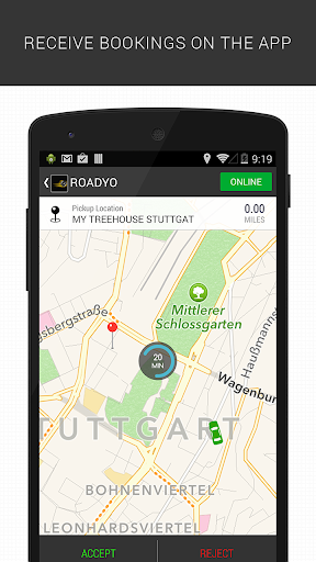 RoadYo - For Drivers