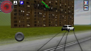 Screenshot of Crazy Racer