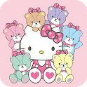 HELLO KITTY Battery Widget1 logo