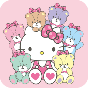 HELLO KITTY Battery Widget1 個人化 App LOGO-硬是要APP