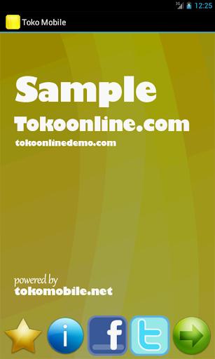 Sample Toko Online Com