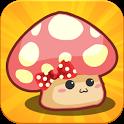 Mushroom House Design icon