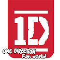 One Direction fan app logo
