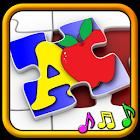 キッズ ABC とパズルを数える icon