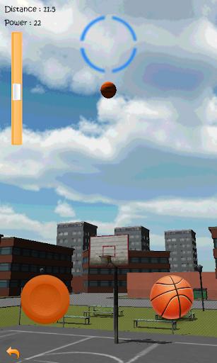 3D Extreme Basketball