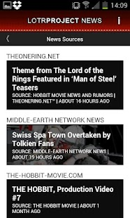 Lord of the Rings Project News - screenshot thumbnail