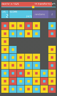 R.Y.B. Squares- screenshot thumbnail