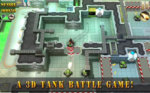 Tank Riders - screenshot thumbnail