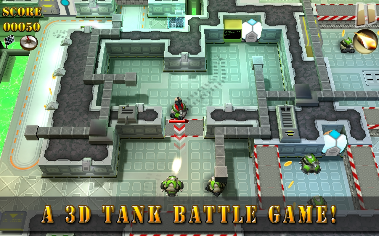 Tank Riders- screenshot