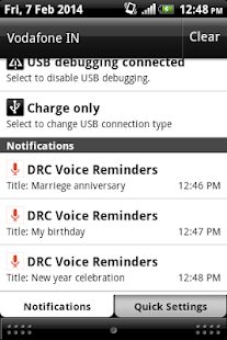 Auto Voice Reminder- screenshot thumbnail