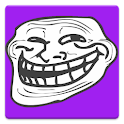 Troll Face Camera logo