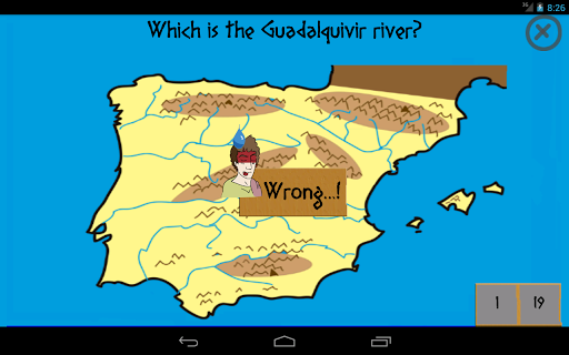 玩免費休閒APP|下載Iberia: Rivers and Mountains app不用錢|硬是要APP